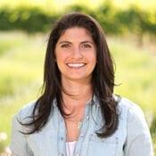 Katie Madigan, winemaker for St. Francis