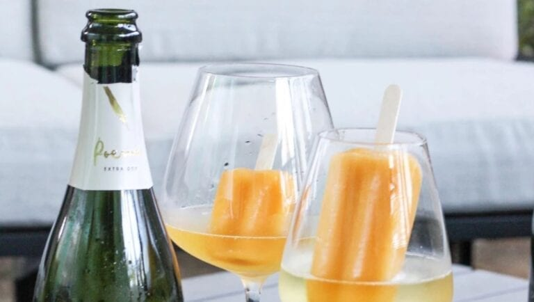 Poema Cava Peach Pop Bellini3
