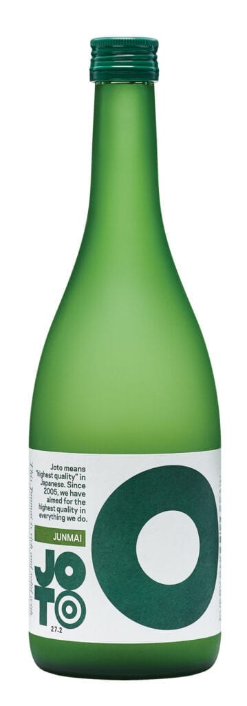 "Joto Sake ""The Green One"""