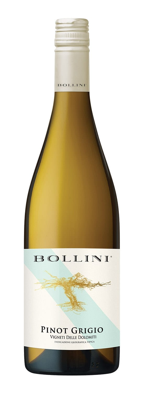 Bollini Pinot Grigio, Italian White Wine