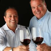 Mike DeSimone and Jeff Jenssen, the World Wine Guys
