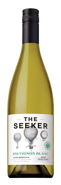 The Seeker, Sauvignon Blanc, white wine