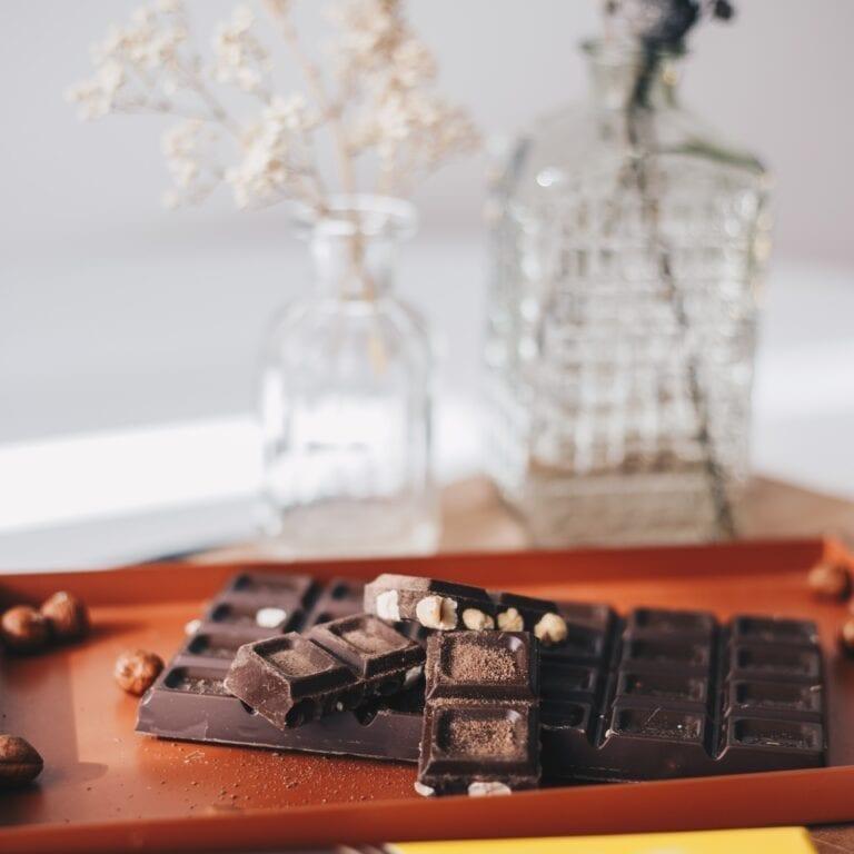 dark chocolate, port pairing