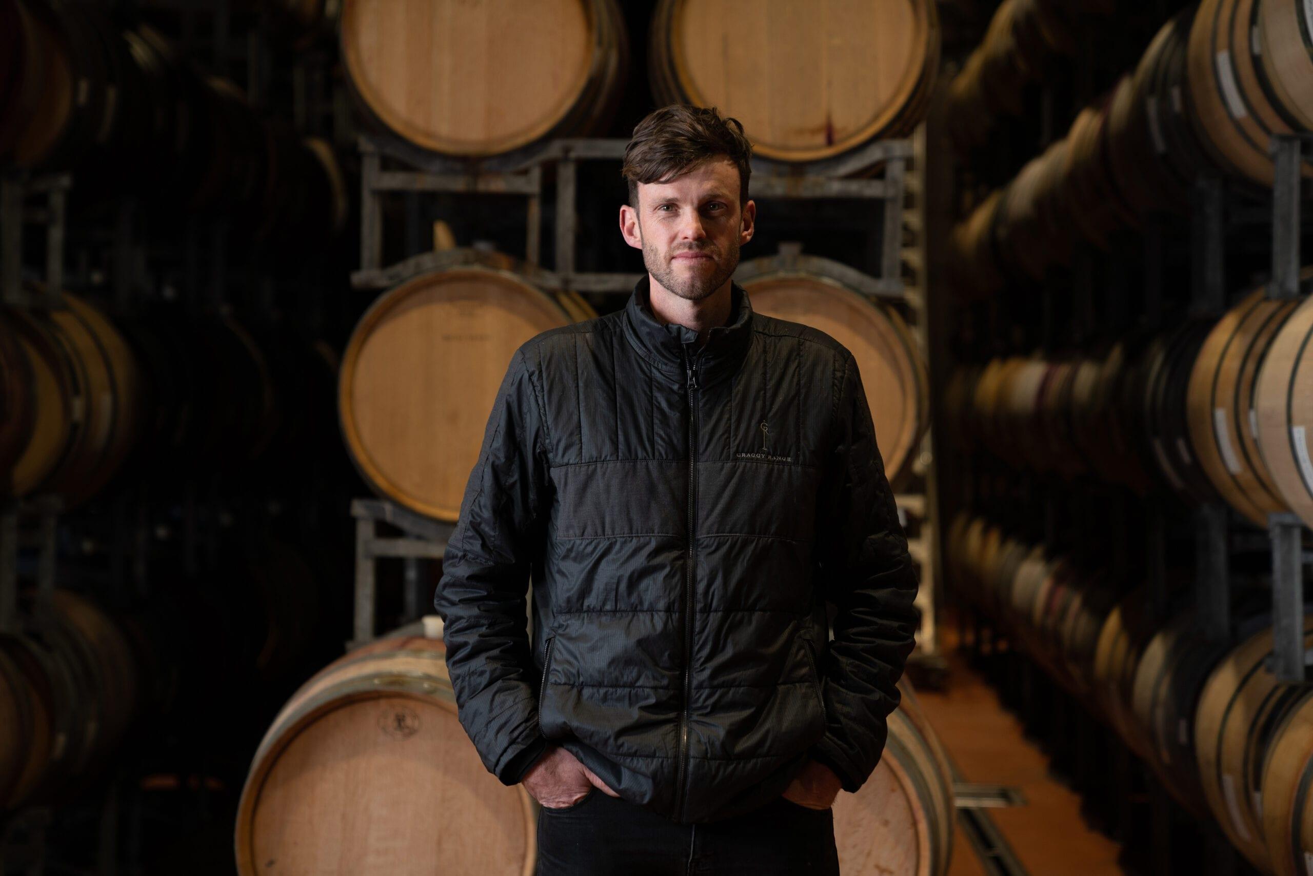 Julian Grounds, Winemaker at Craggy Range