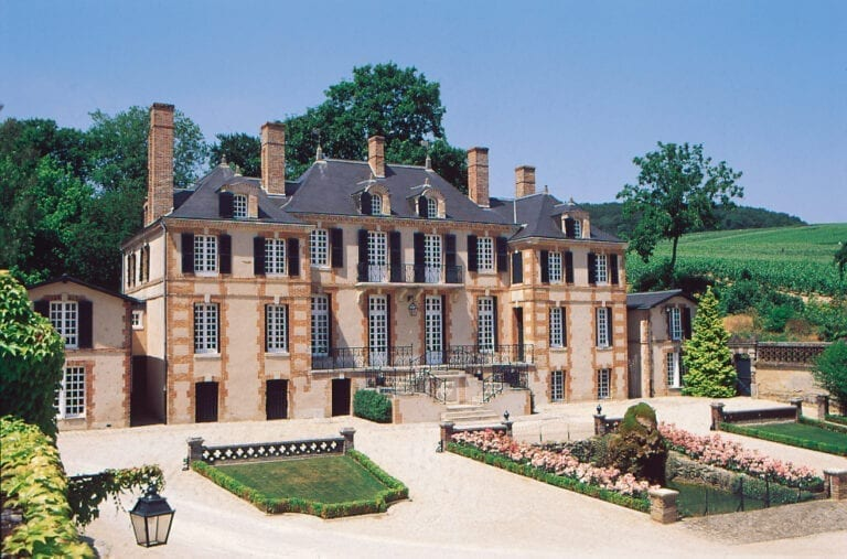 Champagne, Taittinger, Chateau