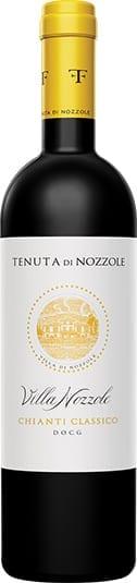 Tenuta di Nozzole Villa Nozzole Chianti Classico red wine from Tuscany, Italy