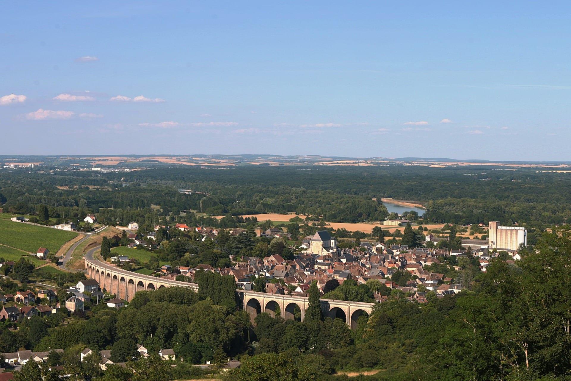Sancerre, Loire Valley overview