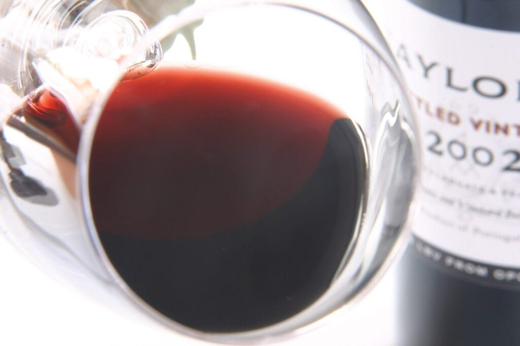 The color of Port