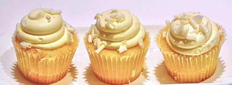 Tenuta di Biserno Il Pino di Biserno Lemon Cupcakes