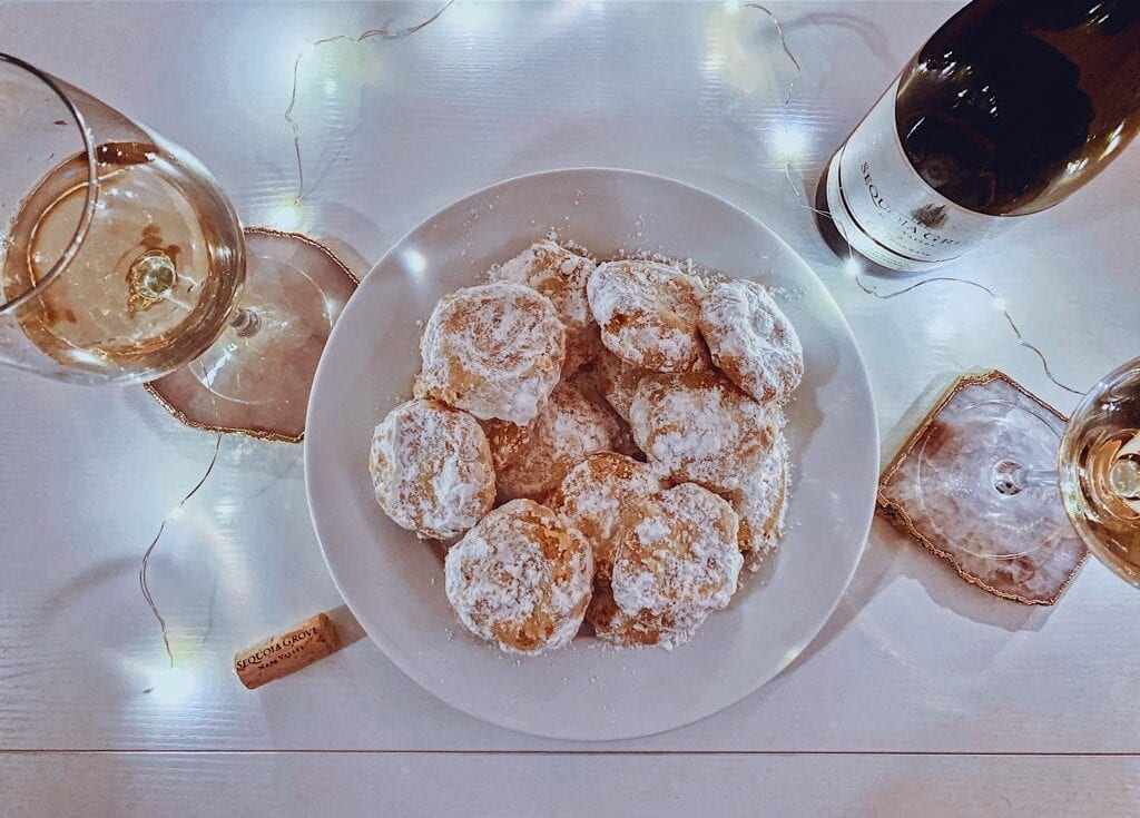 Cookies and Wine