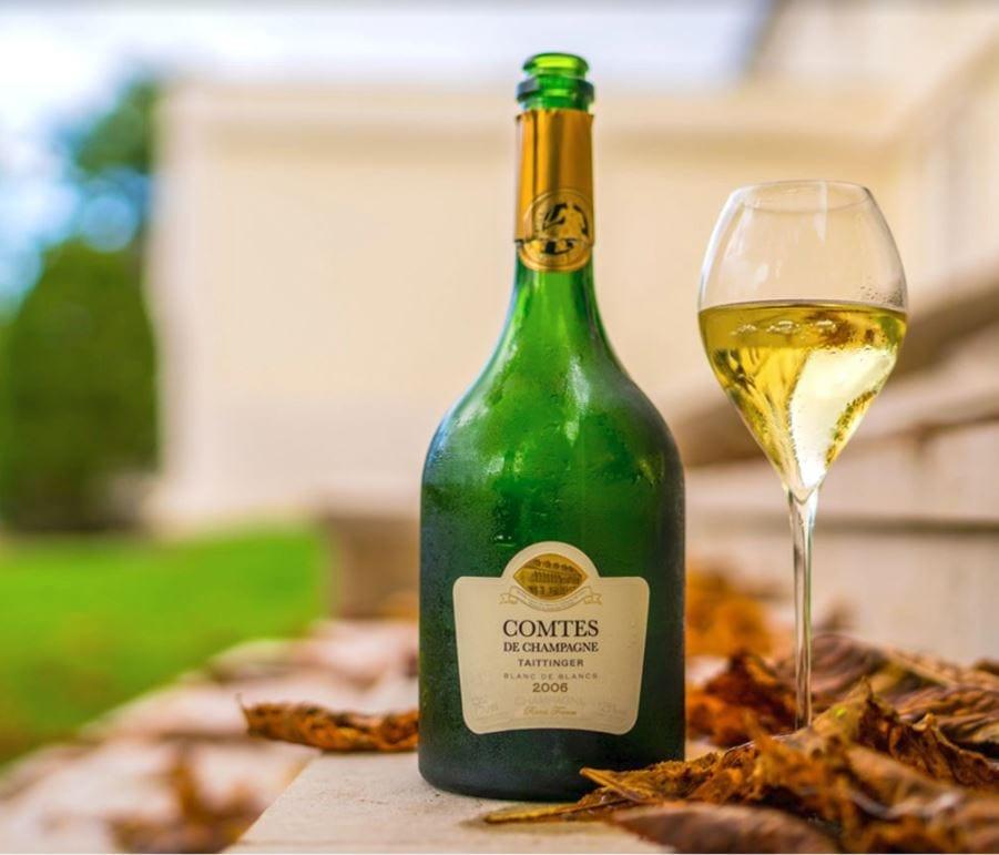 Champagne Taittinger Comtes de Champagne