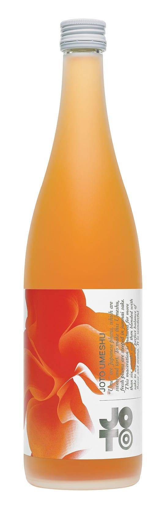 Joto Umeshe, sake bottle
