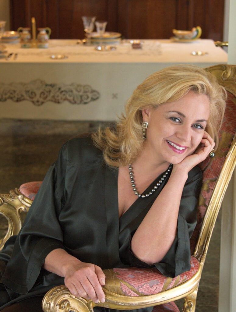 Owner of Tenute Silvio Nardi, Emilia Nardi
