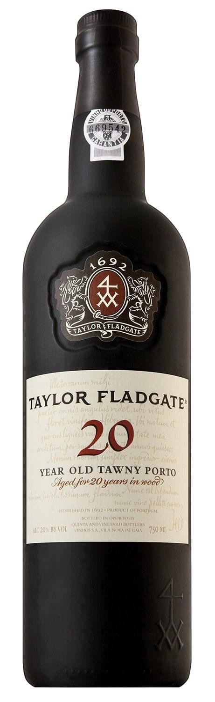 Taylor Fladgate Tawny Port, bottle