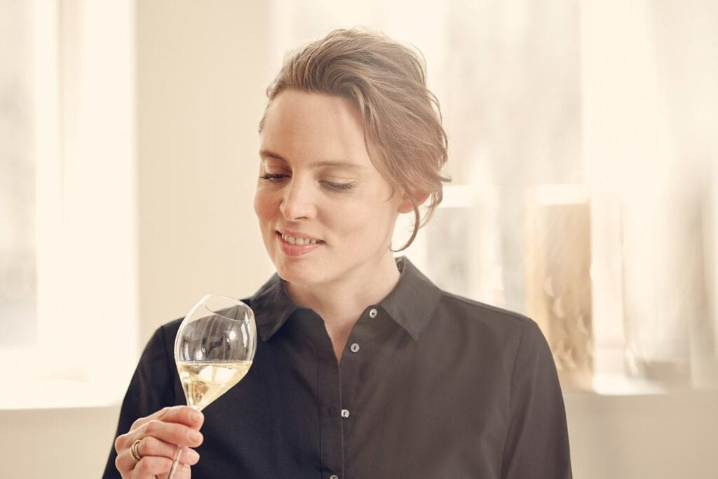 Vitalie Taittinger, President of Champagne Taittinger
