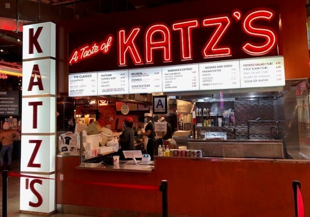 Katz's Deli, Katz NYC, Manhattan