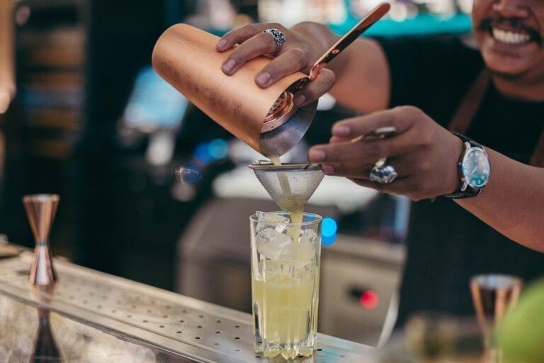 Bartender Margarita