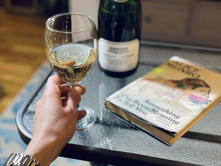 Domaine Carneros and Something I've Been Meaning to Tell You