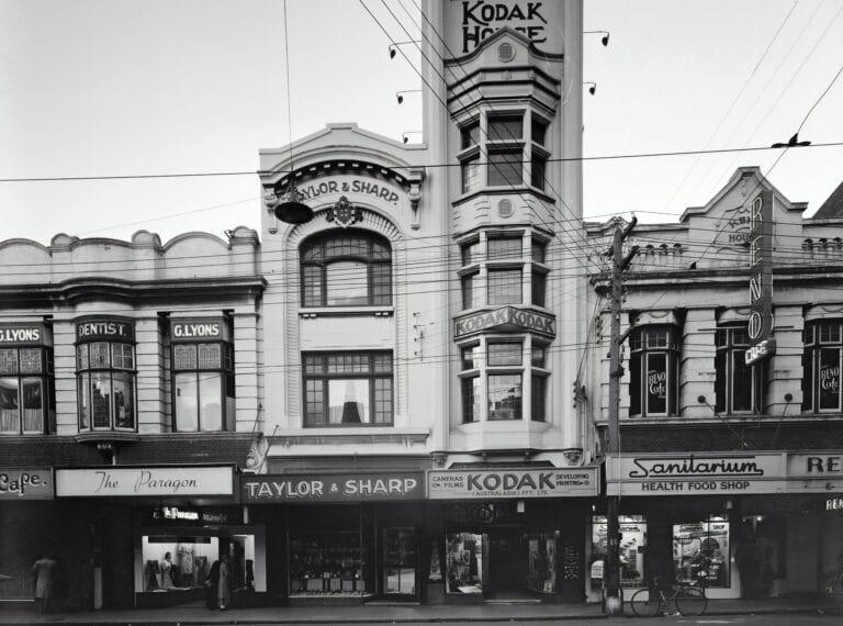 Vintage Stores, Businesses