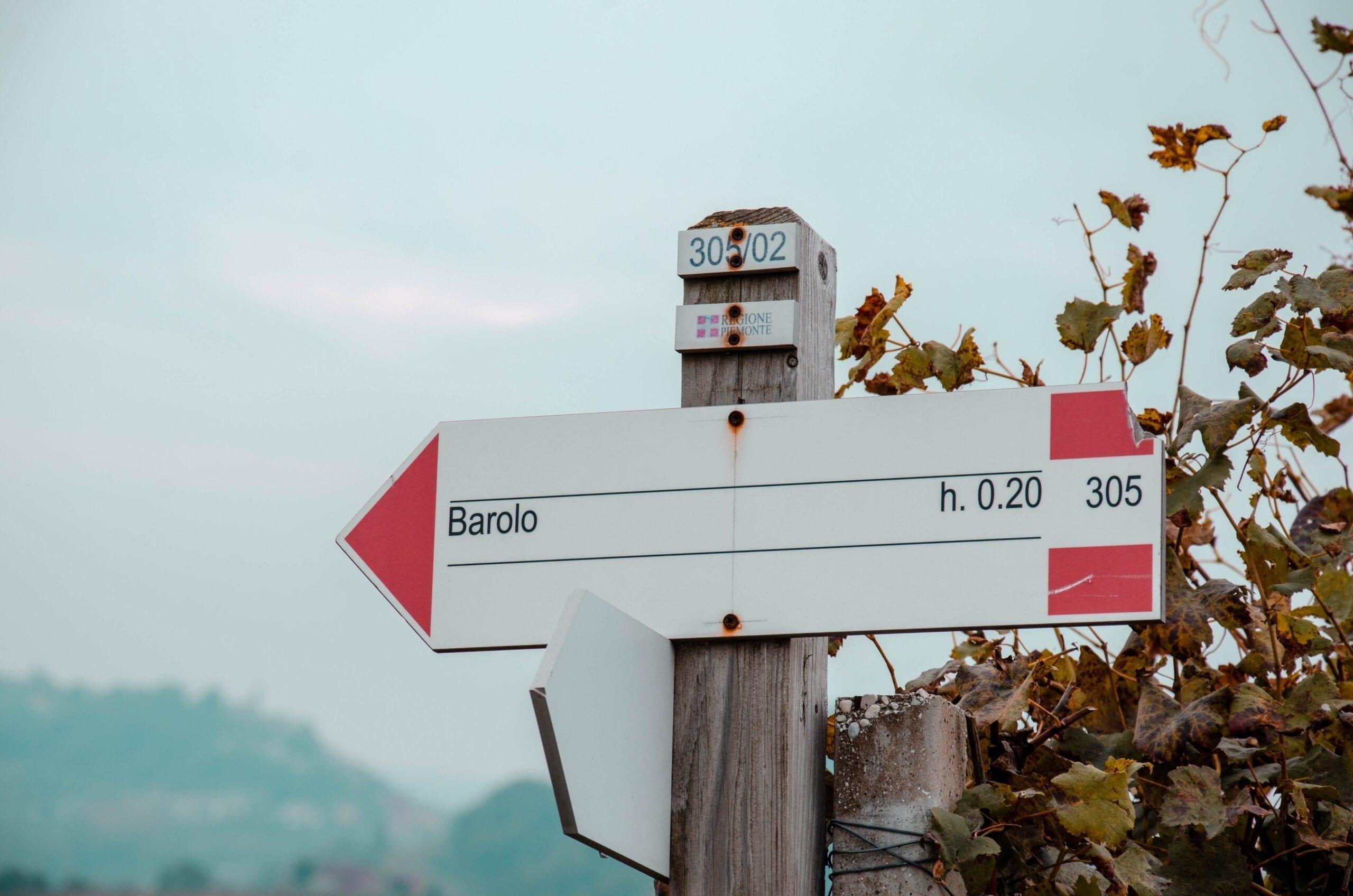 Borolo Sign