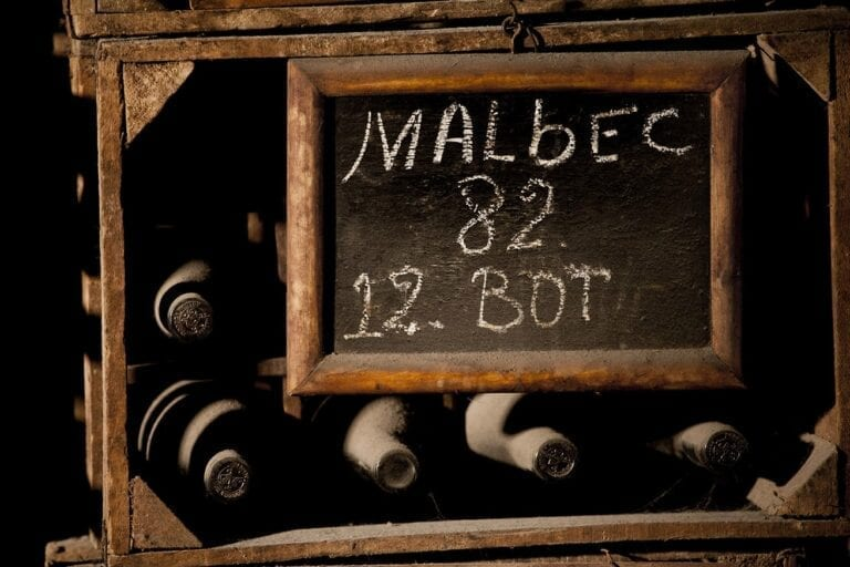 Malbec wine Norton