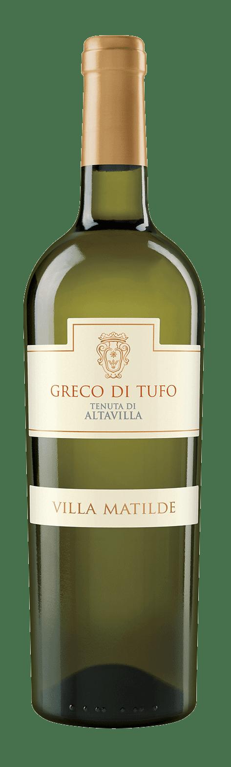 Villa Matilde Greco Tufo